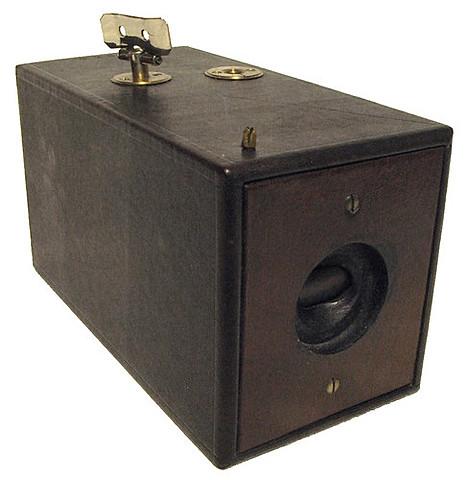 First Kodak Camera
