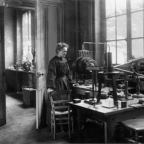 Zer da Pure Curie Radio?