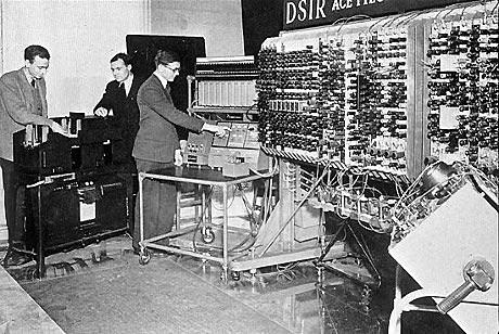 Первый сервер