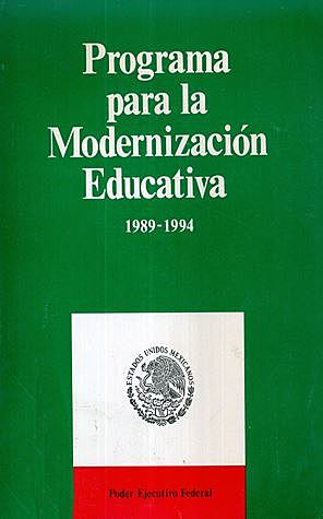 Programa para la Modernización Educativa