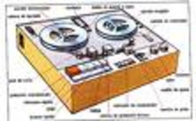 grabadoras de cinta