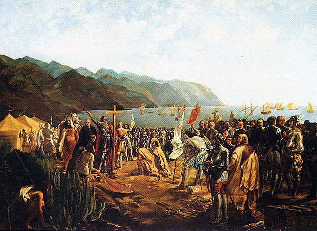 18.CONQUISTA DE LAS ISLAS CANARIAS.