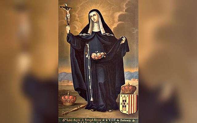 12.CASA A ISABEL CON ALFONSO DE PORTUGAL.
