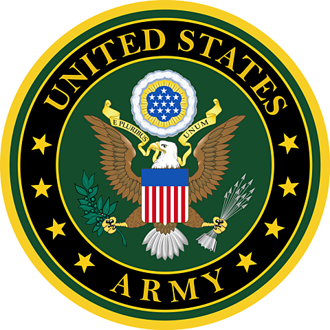 The United States Army being established