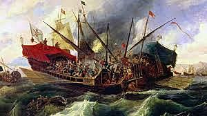 24 -  Neutralización de los piratas.
