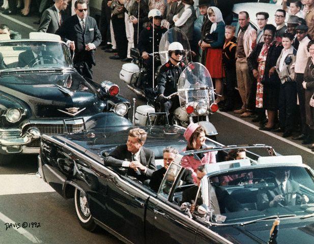 John F. Kennedy Assasintation