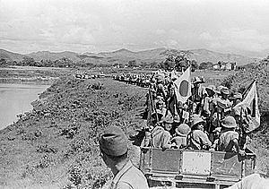 Japanese Occupy Northern Indochina