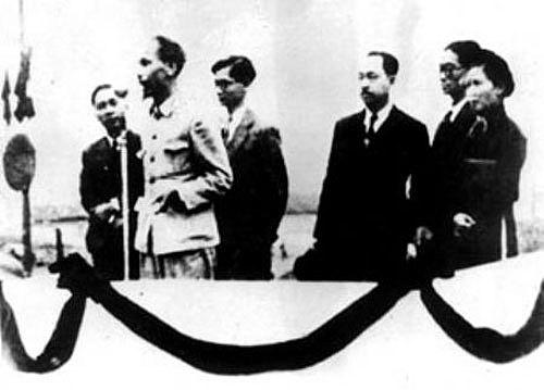 Vietnamese Declaration of Independence
