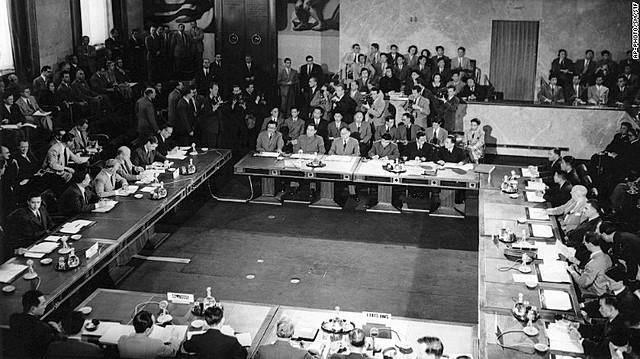 Geneva Accords Issued