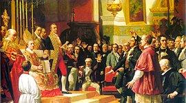 L'estat liberal a Espanya (1808-1874) timeline