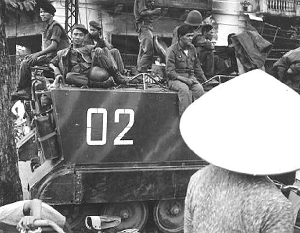 South Vietnamese Military Coup d'Etat