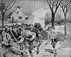 1787 - Shay's Rebellion