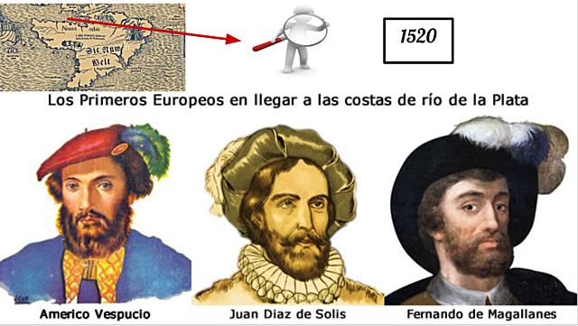 Descubrimiento del Río de la Plata