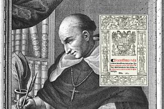 """Bartolomé de las Casas (elaboración de """"Brevísima relación de la destrucción de las Indias"""")"""