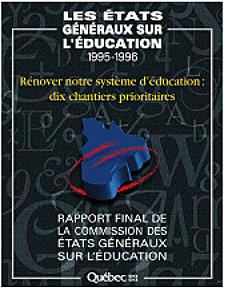 États généraux sur l'éducation