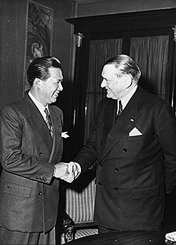 The Elysee Accords Signed