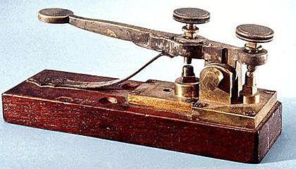 Telegraph Invented