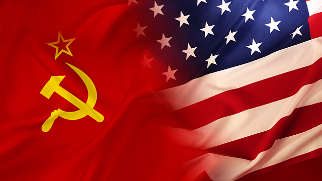 The Cold War Began Between the US and Soviet Union