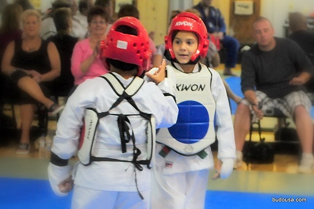 My first real Karate competition!