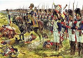 French Join War Against British