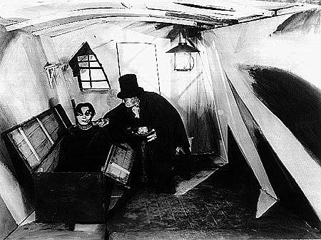 El gabinete del doctor Caligari de Robert Wiene