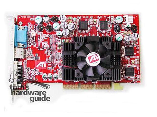 ATI Radeon 9700 Pro