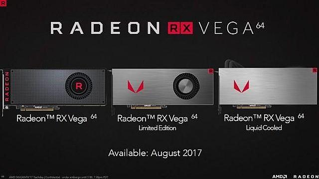 Radeon™ RX Vega 64