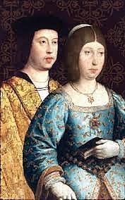 Los Reyes Católicos reúnen las coronas de Aragón y Castilla