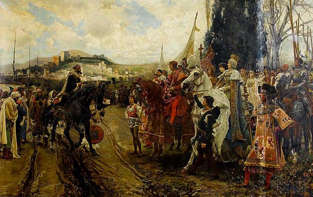 Rendición de Granada