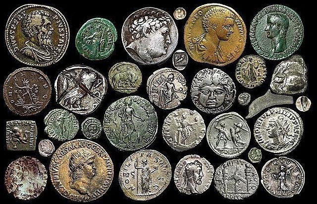 Invención de la moneda