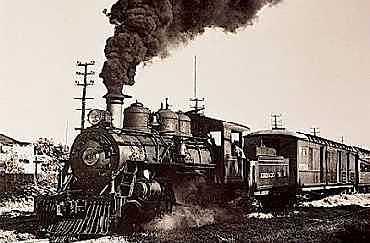 El Ferrocarril para transporte de mercancías