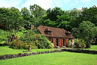 Colonisation de la Martinique et de la Guadeloupe