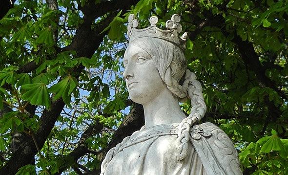Mariage de Mathilde de Normandie avec Geoffroy Plantagenêt, Comte d'Anjou