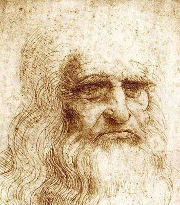 Mort de Léonard de Vinci
