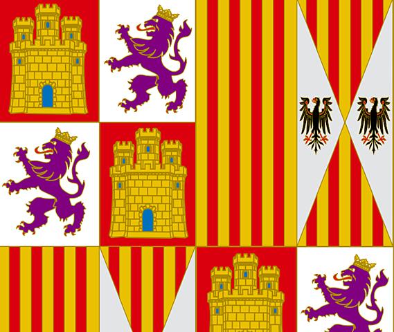 17-Firma del tratado de Barcelona .