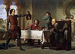 """""""Las mocedades del Cid""""; Guillén de Castro"""