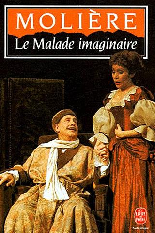 """""""El enfermo imaginario""""; Molière"""