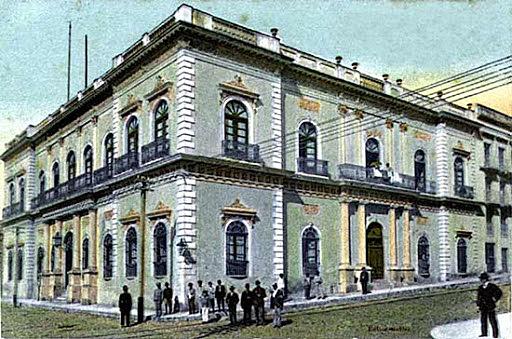 PRIMEROS HOTELES