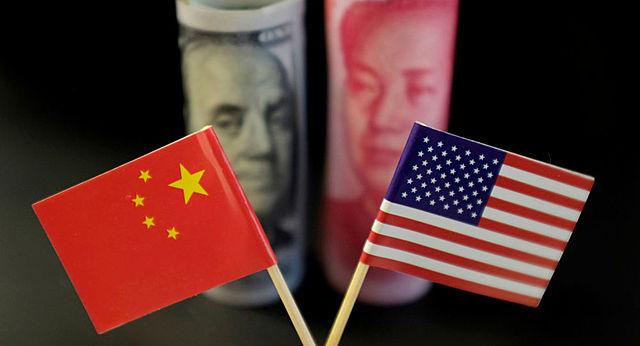 Guerra comercial entre EE.UU y China