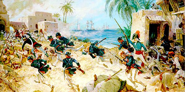 Battle at Derma