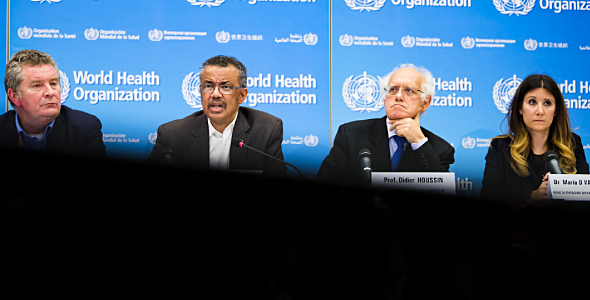 "Global Response: WHO Declares Virus a ""Public Health Emergency"""