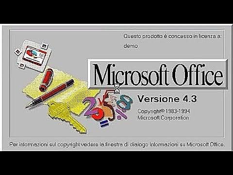 Office Professional versión 4.3