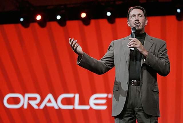 Fundación de Oracle