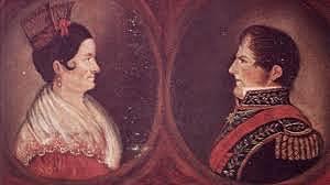 Casamiento de Juan Manuel de Rosas con Encarnación Ezcurra