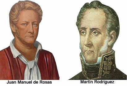 Comienzos en la participación política de Juan Manuel de Rosas