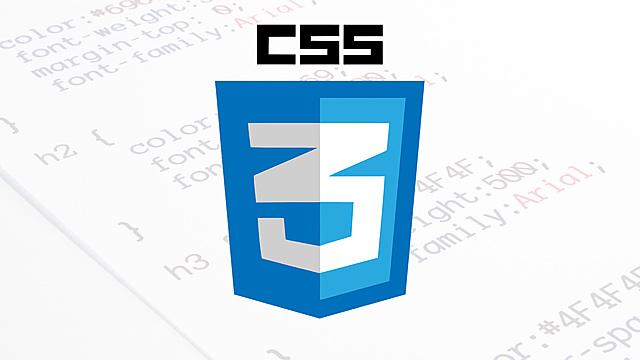 Primera versión de CSS