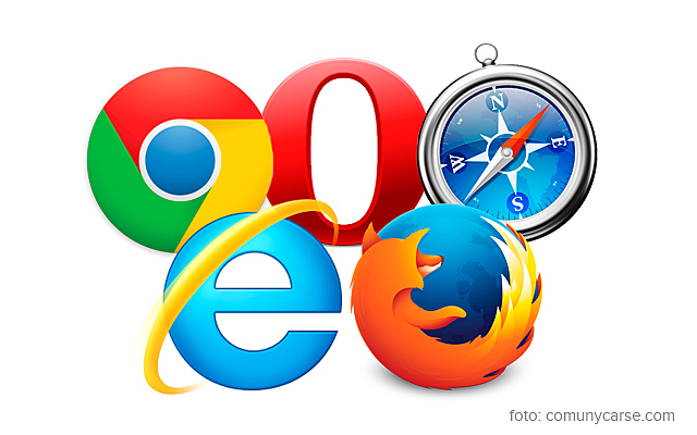 Sucesiva pérdida de cuota de mercado de Internet Explorer