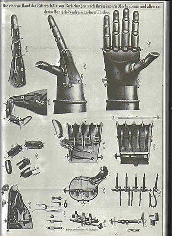 manos de hierro