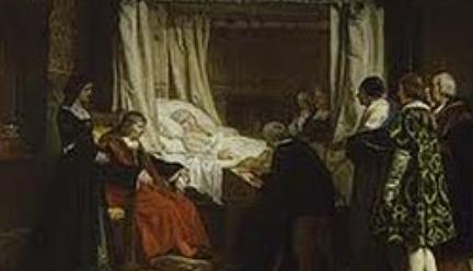 Muerte de Isabel I La Católica