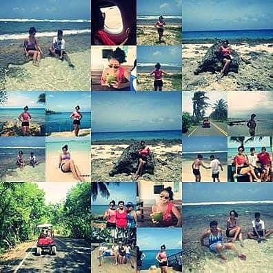 Vieja a San Andres Islas